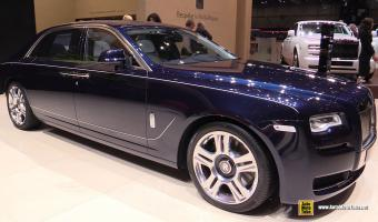 2016 Rolls Royce Ghost Series Ii #1