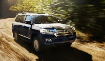 2016 Toyota Land Cruiser #1