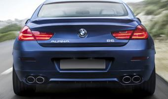 2017 Bmw Alpina B6 Gran Coupe #1