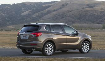 2017 Buick Envision #1