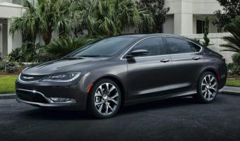 2017 Chrysler 200 #1