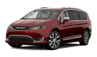2017 Chrysler Pacifica #1