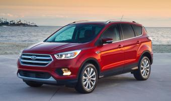 2017 Ford Escape #1