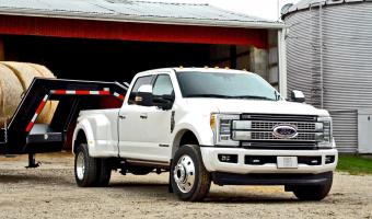 2017 Ford F-450 Super Duty #1