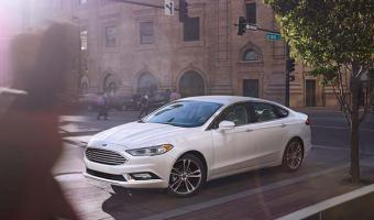2017 Ford Fusion #1