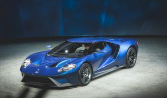 2017 Ford Gt #1