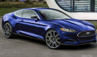 2017 Ford Mustang #1