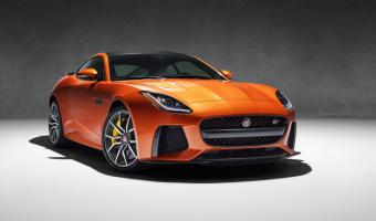 2017 Jaguar F-type #1