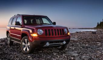 2017 Jeep Patriot #1