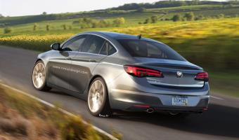 2018 Buick Regal #1