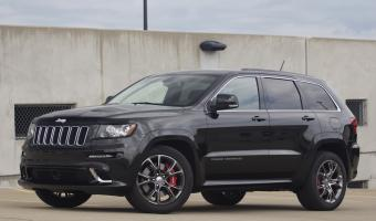 Jeep Grand Cherokee Srt #1