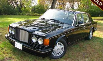 1995 Bentley Turbo #1