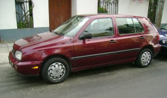 1994 Volkswagen Golf #1