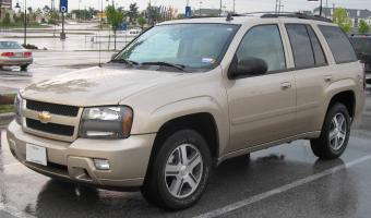 2006 Chevrolet Trailblazer #1