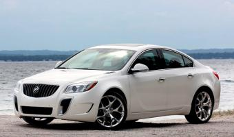 2015 Buick Regal #1