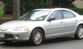 2002 Chrysler Sebring #1