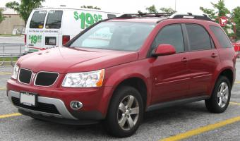 2009 Pontiac Torrent #1