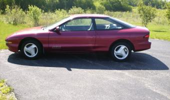 1996 Ford Probe #1
