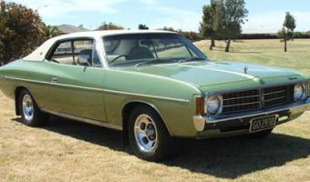 1974 Chrysler Valiant #1