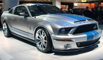 Ford Shelby GT 500 #1