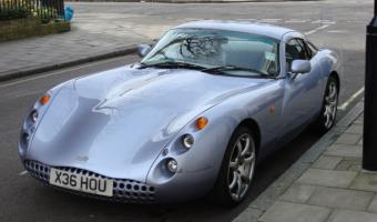 2007 TVR Tuscan #1