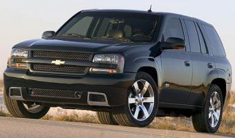 2008 Chevrolet Trailblazer #1