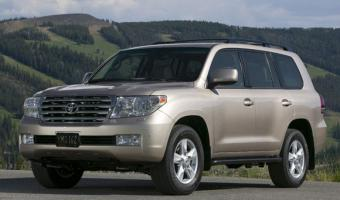 2009 Toyota Land Cruiser #1