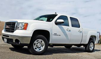 2008 GMC Sierra 2500hd #1