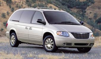 2005 Chrysler Town And Country #1