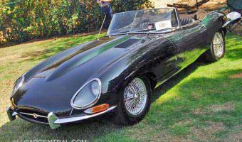 1966 Jaguar E-Type #1