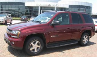 2004 Chevrolet Trailblazer #1