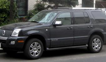 2009 Mercury Mountaineer #1
