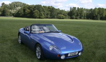 1991 TVR Griffith #1