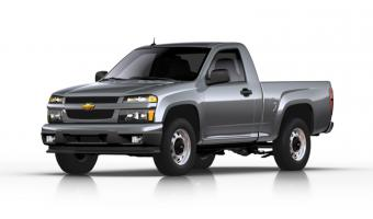 2012 Chevrolet Colorado #1
