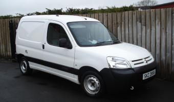 2007 Citroen Berlingo #1