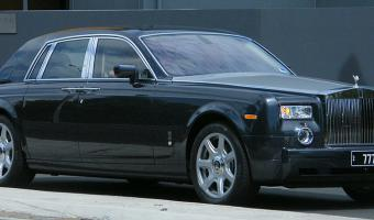 2008 Rolls royce Phantom #1