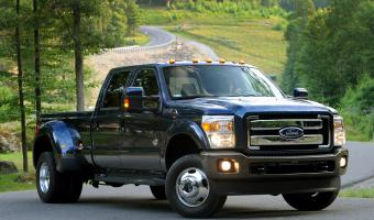 2015 Ford F-350 Super Duty #1