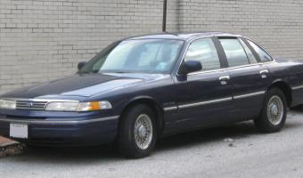 1993 Ford Crown Victoria #1
