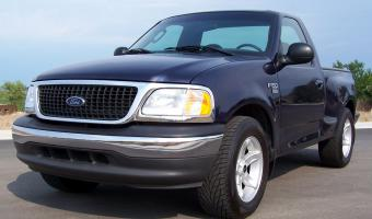 2003 Ford F-150 #1