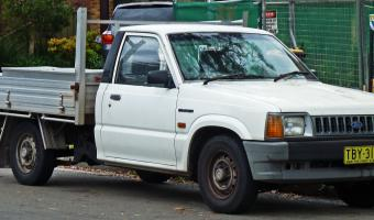 1990 Ford Courier #1