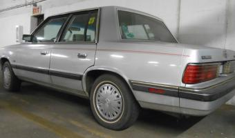 1986 Plymouth Reliant #1