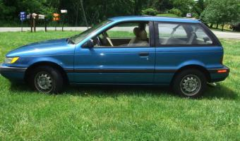 1990 Plymouth Colt #1