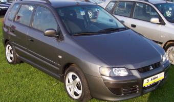 2005 Mitsubishi Space Star #1