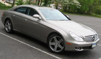 2007 Mercedes-Benz CL #1