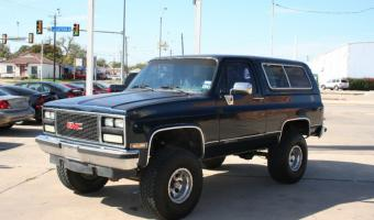 1990 GMC Jimmy #1