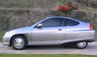 2002 Honda Insight #1