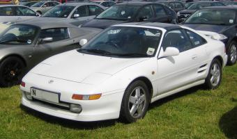 Toyota Mr2 #1