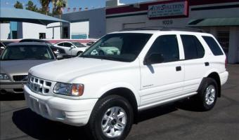 2002 Isuzu Rodeo #1