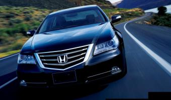 2012 Honda Legend #1