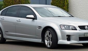 2010 Holden Commodore #1
